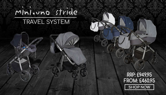 Uno Stride Travel System